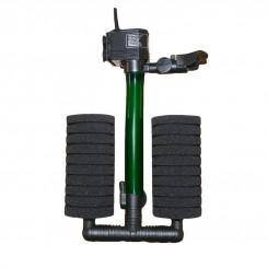 Exhausteur GM à pompe