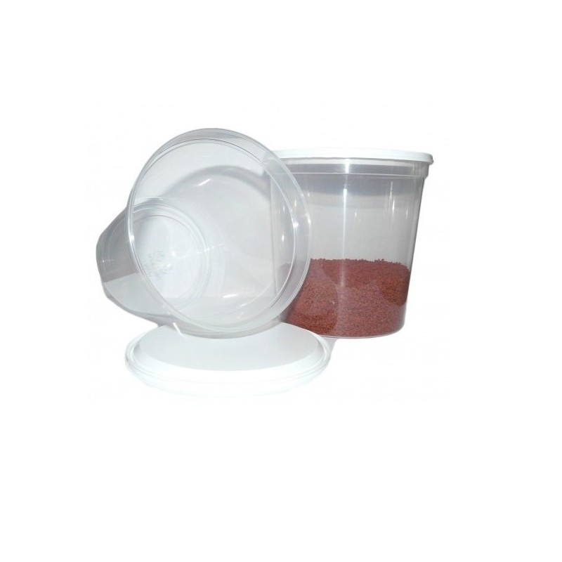 Pot en plastique 380ml