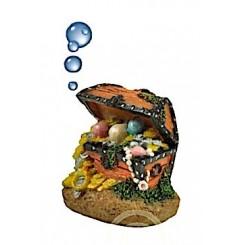 coffre bulleur d'aquarium