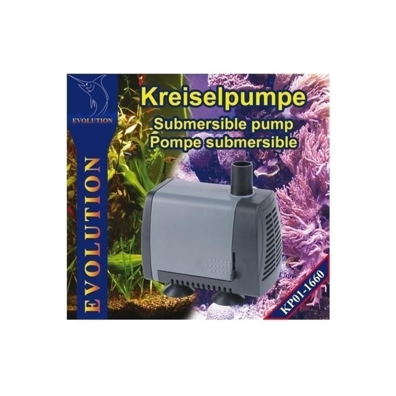 Pompe aquarium 1660 l/h