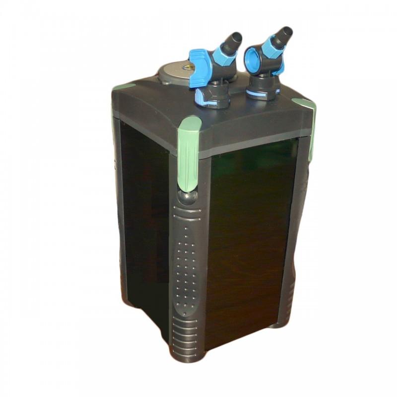 Filtre exterieur 1200 litre par heure pour aquarium for Filtre exterieur aquarium