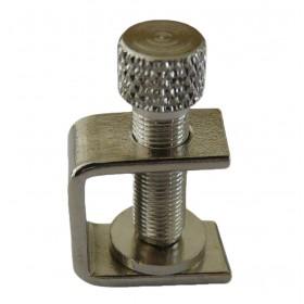Robinet à pince métal