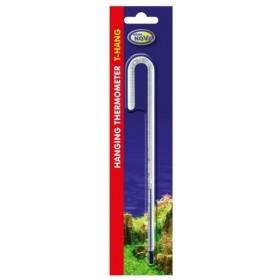 Thermomètre aquarium plié M