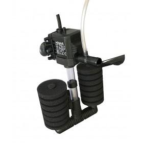 Exhausteur  double avec filtre PAT