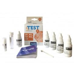Boîte de 5 tests Aquili