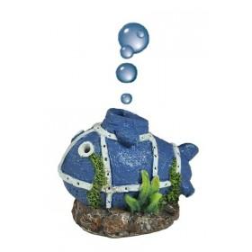 sous marin bulleur d'aquarium