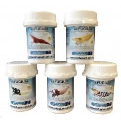 Refugium sels minéraux special crevette bee