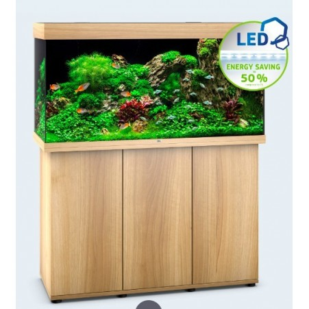 Aquarium + meuble Juwel Rio 350 Led