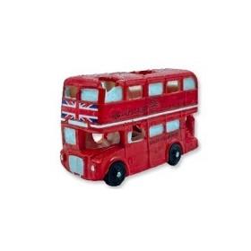 Bus londonien pour aquarium