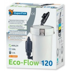 Filtre aquarium eco-flow 120