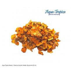 Chips de citrouille Hokaido