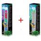 Lot rampes aquarium JBL Solar NATUR et EFFECT 549