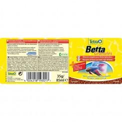 Tetra Betta granules 35G