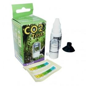 Test CO2 aquarium