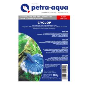 Cyclop congelé aquarium
