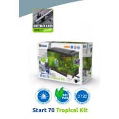 Aquarium SuperFish START 70 Tropical Kit