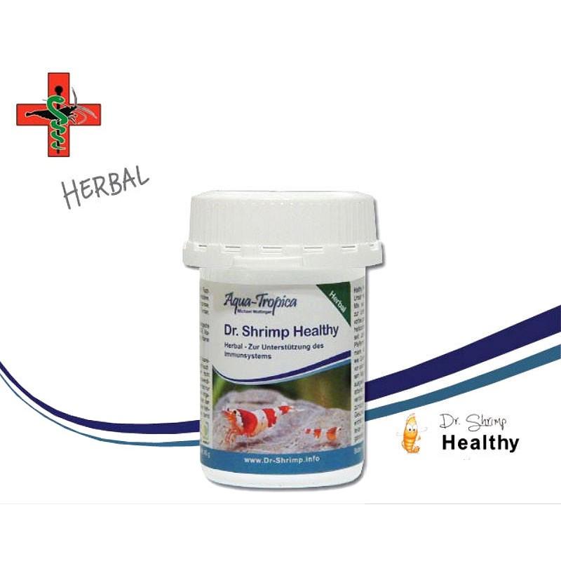 Dr Shrimp Healthy Herbal