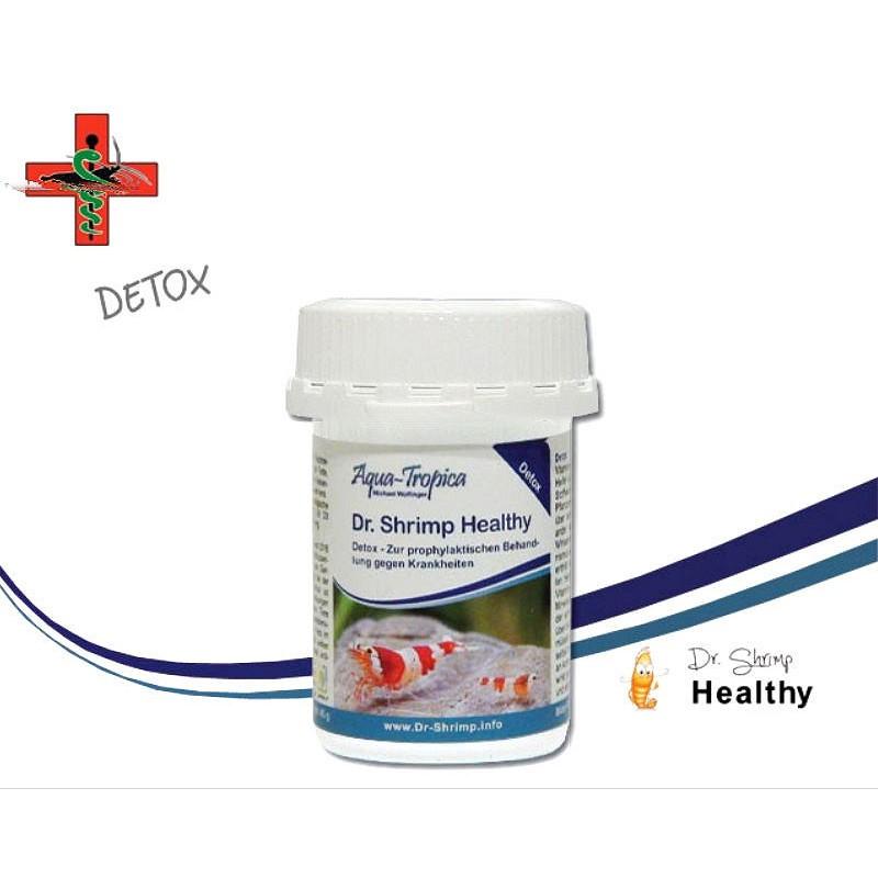 Dr Shrimp Healthy Detox