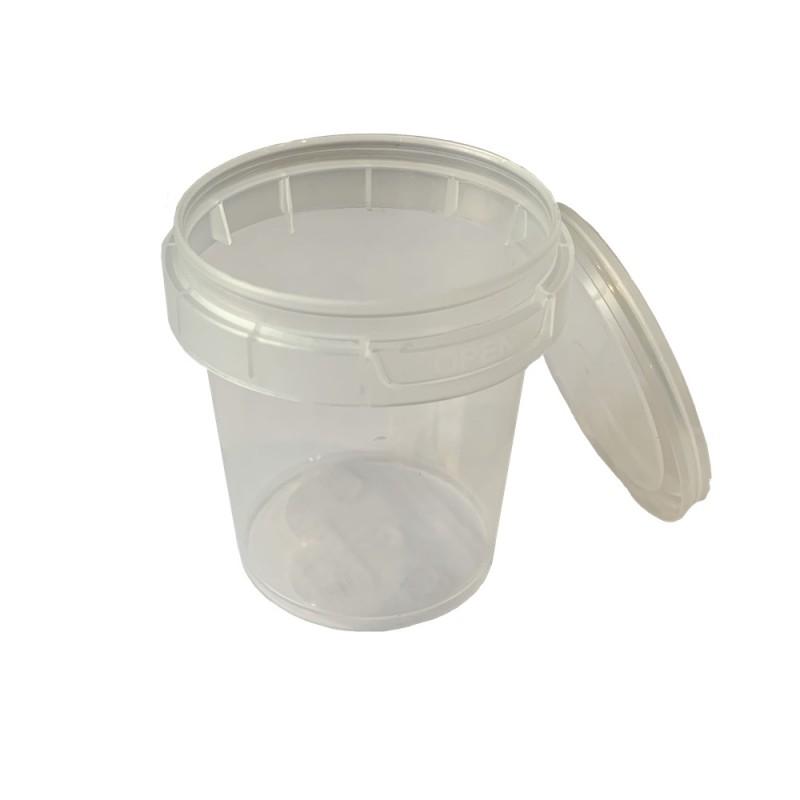 Pot avec couvercle 50 ml