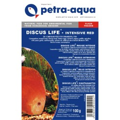 Discus life intensive red 100g