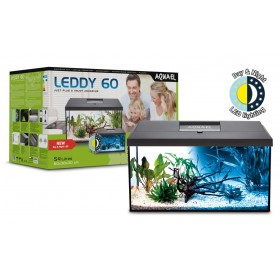Aquael Leddy 60 BIO Day et night