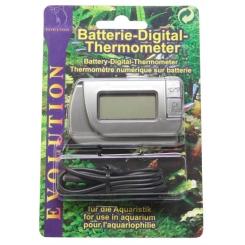 Thermomètre électronique pour aquarium
