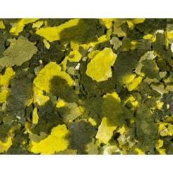 Paillette végétale pour poissons d'aquarium conditionnement pro 15 Kg