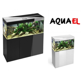 Ensemble aquarium et meuble AquaEL Glossy 120