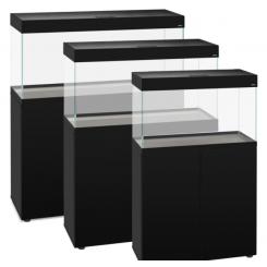 Aquarium Opti Set 125 et meuble noir