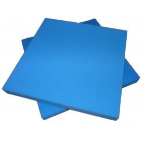 Mousse bleue fine 25