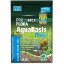 Substrat pour plante d'aquarium