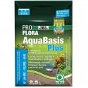 Substrats pour plantes d'aquarium
