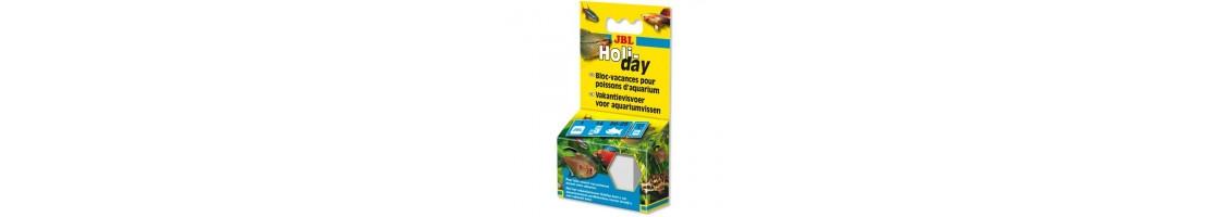 Bloc vacances pour aquarium