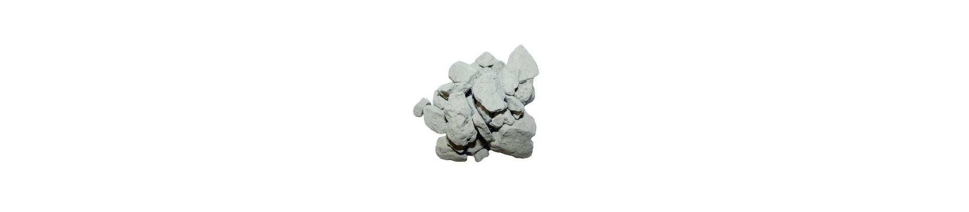 Argile montmorillonite et lignite pour aquarium et crevettes